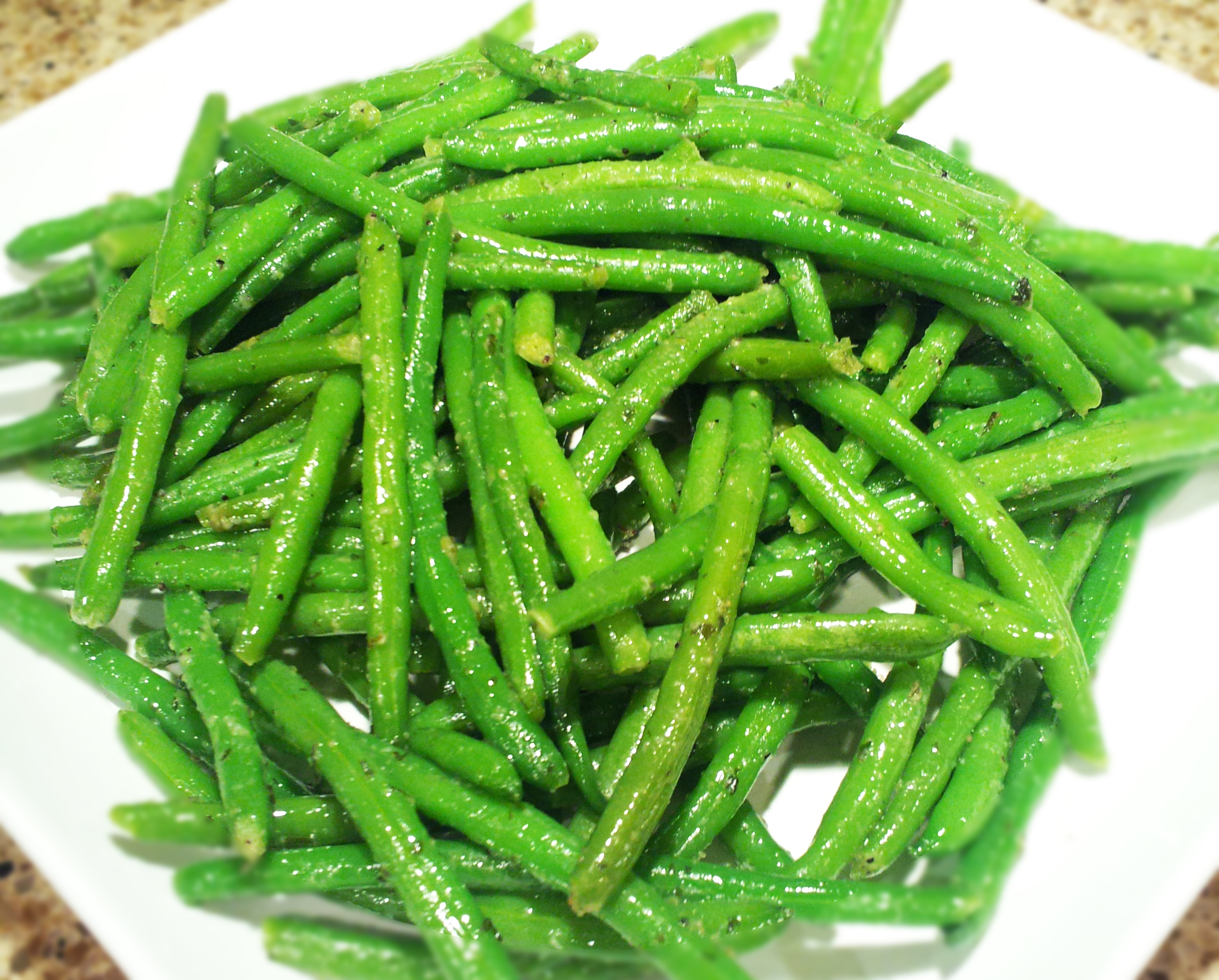 These tasty green beans are quick and easy, making them perfect for ...