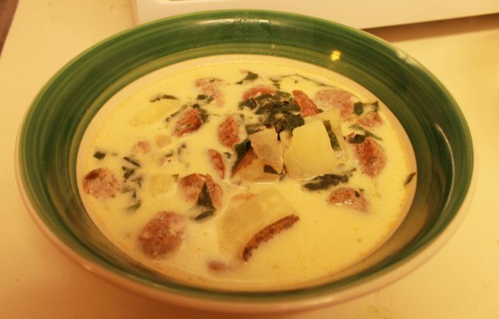 olive garden copycat zuppa toscana recipe