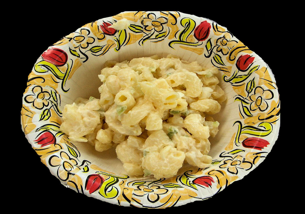 deviled egg macaroni salad recipe