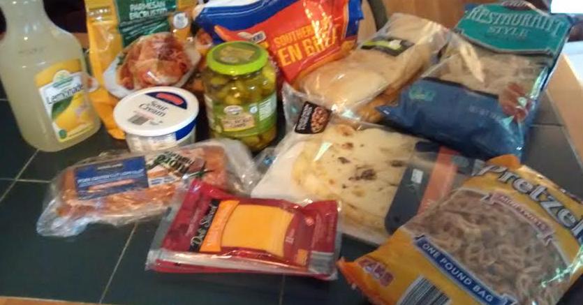 50 dollar grocery budget