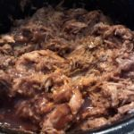 crock pot pulled pork recipe beer